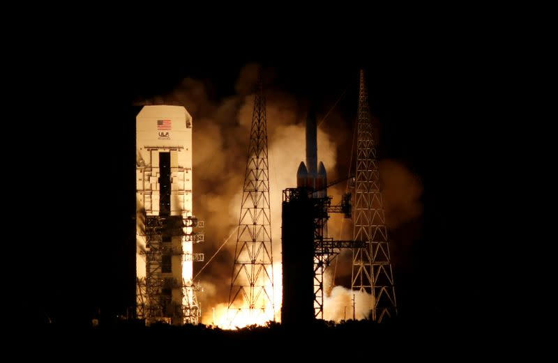NASA's Parker Solar Probe launches from NASA's Kennedy Space Center in Cape Canaveral