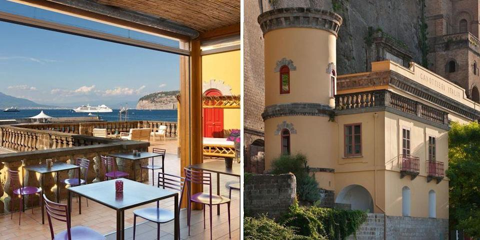 """<p>Set in the harbour, close to Sorrento's main square Piazza Tasso, this elegant seafront bed and breakfast boasts panoramic sea views. A perfect choice for travellers looking for rest and rejuvenation, <a href=""""https://go.redirectingat.com?id=127X1599956&url=https%3A%2F%2Fwww.booking.com%2Fhotel%2Fit%2Fmarina-piccola-73.en-gb.html%3Faid%3D2070929%26label%3Dtrending-summer-destinations&sref=https%3A%2F%2Fwww.redonline.co.uk%2Ftravel%2Finspiration%2Fg35851087%2Fsummer-holiday-destinations%2F"""" rel=""""nofollow noopener"""" target=""""_blank"""" data-ylk=""""slk:Marina Piccola 73"""" class=""""link rapid-noclick-resp"""">Marina Piccola 73</a> features a rooftop and a sun terrace.</p><p><a class=""""link rapid-noclick-resp"""" href=""""https://go.redirectingat.com?id=127X1599956&url=https%3A%2F%2Fwww.booking.com%2Fhotel%2Fit%2Fmarina-piccola-73.en-gb.html%3Faid%3D2070929%26label%3Dtrending-summer-destinations&sref=https%3A%2F%2Fwww.redonline.co.uk%2Ftravel%2Finspiration%2Fg35851087%2Fsummer-holiday-destinations%2F"""" rel=""""nofollow noopener"""" target=""""_blank"""" data-ylk=""""slk:CHECK AVAILABILITY"""">CHECK AVAILABILITY</a></p>"""