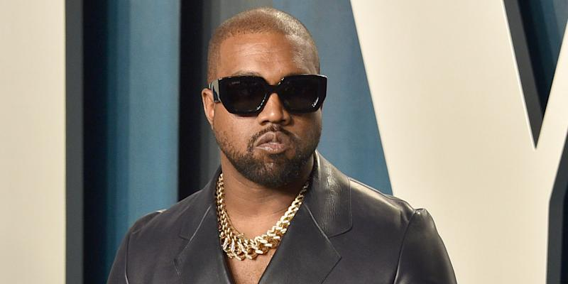 Kanye Tweets Out Alleged Record Contracts Amid Dispute With Label