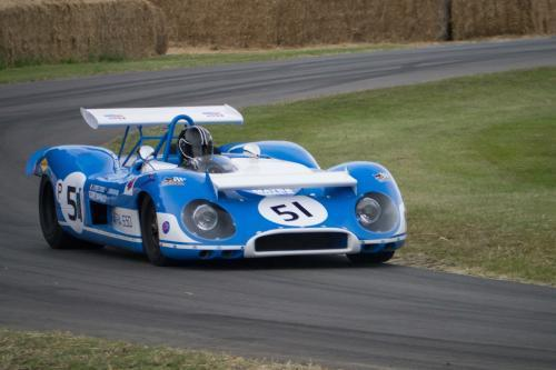 The 1970/71 Tour de France Automobile winning Matra MS650 will return to French public roads in April