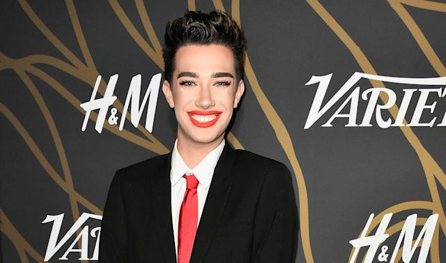 The world's first male CoverGirl may be giving his makeup tutorials a break. (Photo: Getty Images)