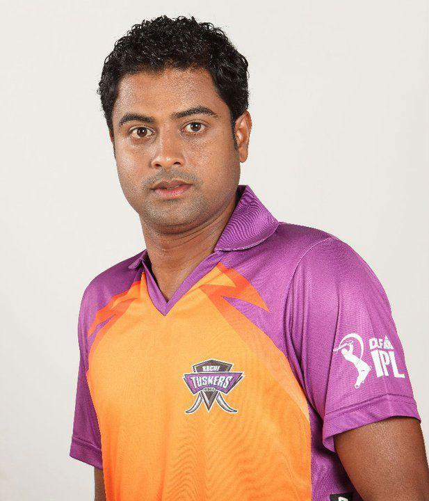 Padmanabhan Prasanth played one solitary match for Kochi Tuskers Kerala in IPL 2011