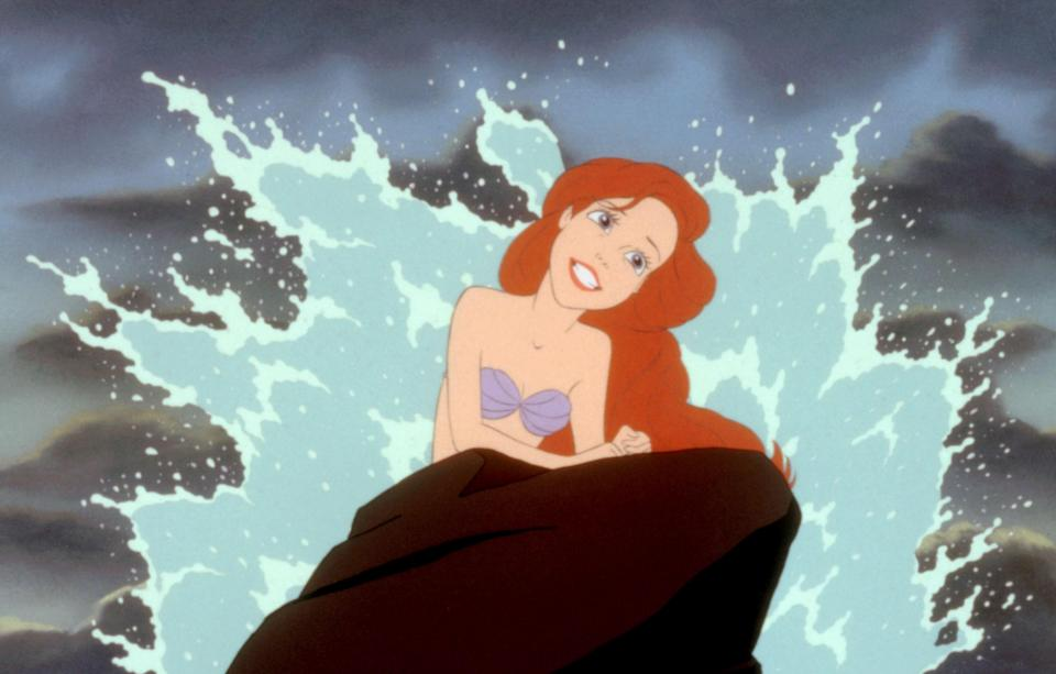 """<p>You have <em>The Little Mermaid</em> to thank for all the classic Disney movies of the '90s that followed—the success of this animated feature was so great that it breathed new life into the then floundering studio.</p> <p><em>Available to buy on</em> <a href=""""https://www.amazon.com/Little-Mermaid-Rene-Auberjonois/dp/B07MG5JJHJ"""" rel=""""nofollow noopener"""" target=""""_blank"""" data-ylk=""""slk:Amazon Prime Video"""" class=""""link rapid-noclick-resp""""><em>Amazon Prime Video</em></a>.</p>"""