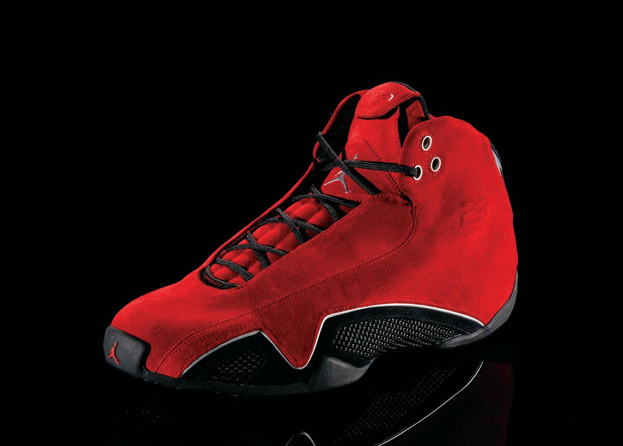 """<p>Air Jordan XX1 - """"Performance Luxury Dna"""" (2006): Inspired by the Bentley Continental GT Coupe. (Photo Courtesy of Nike)</p>"""