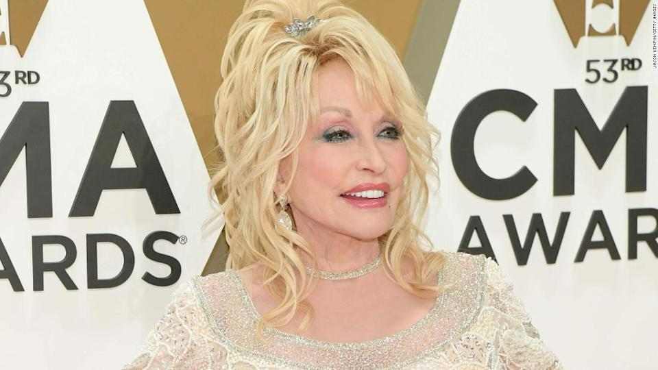 """<p>Dolly Parton, who in April donated $1 million to Covid-19 research, is listed among sponsors who funded research for the Moderna Covid-19 vaccine. </p><div class=""""cnn--image__credit""""><em><small>Credit: Jason Kempin/Getty Images / Getty</small></em></div>"""