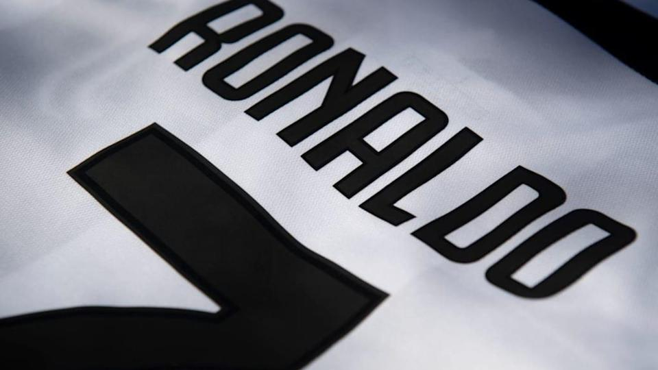 The Number Seven Juventus Shirt of Cristiano Ronaldo | Visionhaus/Getty Images