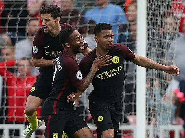 Gabriel Jesus 'not 100%' on first start in 10 weeks despite earning Manchester City crucial point at Middlesbrough