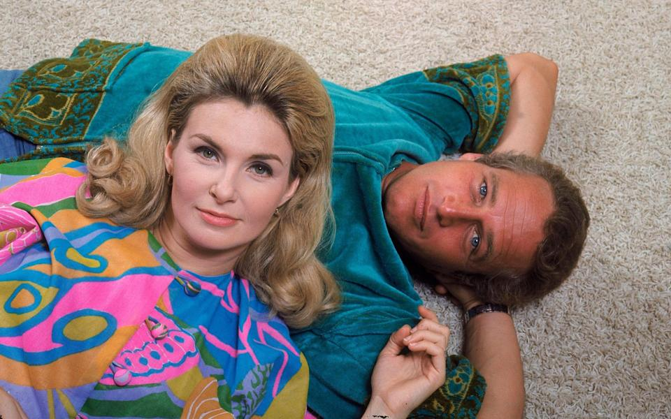 Paul Newman and Joanne Woodward - Getty Images