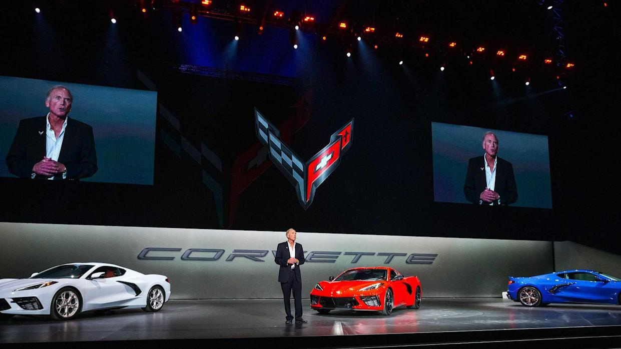 First Thoughts On The 2020 Mid Engine Corvette C8