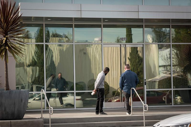 What It's Like to Work Inside Apple's 'Black Site'