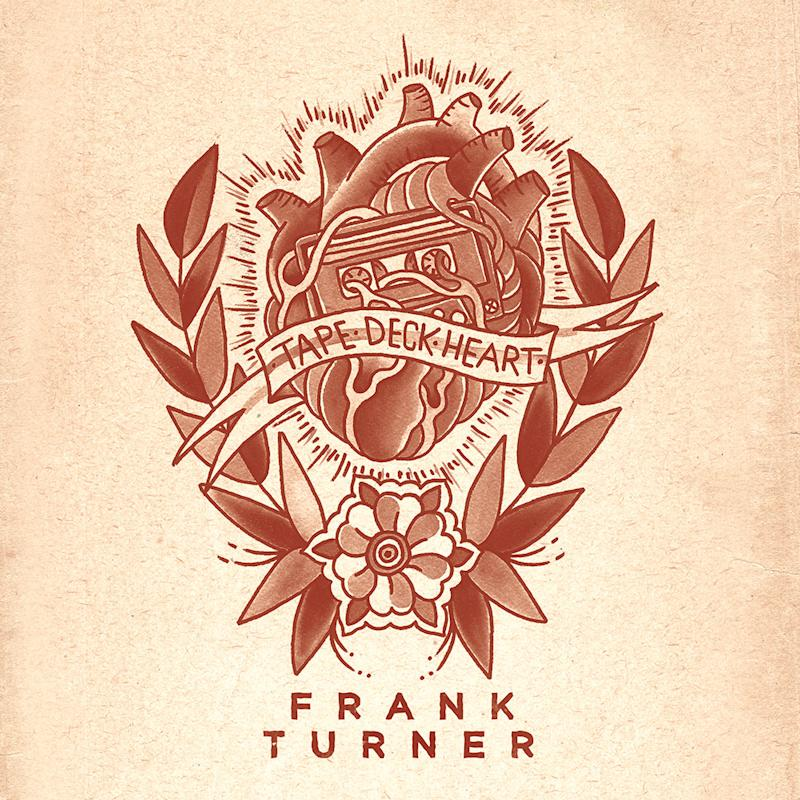 """This CD cover image released by Interscope Records shows """"Tape Deck Heart,"""" by Frank Turner. (AP Photo/Interscope Records)"""