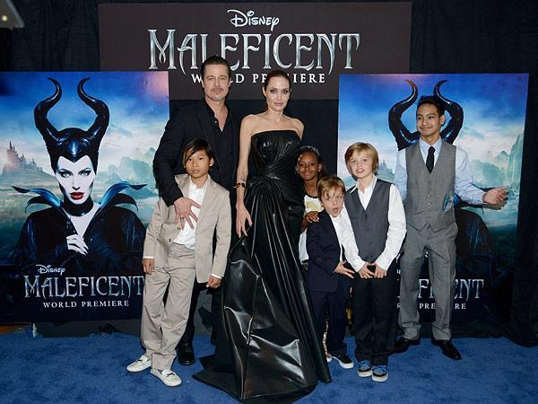Angelina Jolie Pitt Opens Up About Raising Her Six Children, Her Mother's Death – and Giving Birth in Africa | Kids & Family Life, Good Deeds, Movie News, Angelina Jolie, Brad Pitt