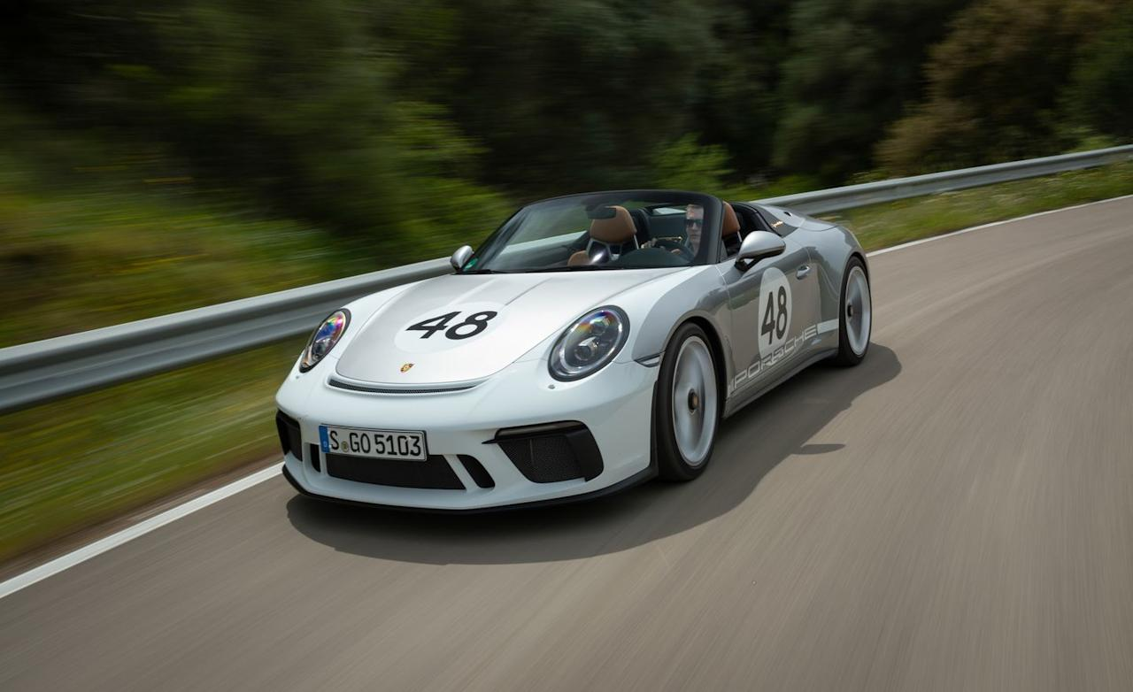 <p>At 502 horsepower, the latest version of Porsche's motorsports-developed 4.0-liter flat-six is cleaner burning and more efficient than before.</p>