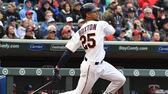 Last September, Byron Buxton showed flashes of the kind of star he can be, slugging .653 with nine home runs and 10 walks in 101 at bats.