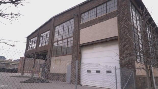 A government document shows Ontario's Treasury Board approved entering into an agreement of purchase and sale with an unnamed buyer for the Dominion Foundry complex, provincially-owned land on Eastern Avenue in Toronto.