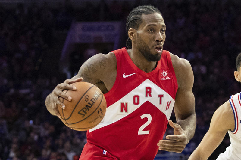 00cf50373fa0 Why Are People Obsessed With NBA Star Kawhi Leonard and His New Balance  Sneakers