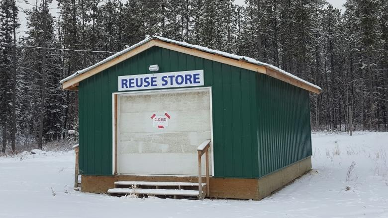 Too much junk: Thrift store closure called 'a step backward' for Whitehorse's zero-waste goals