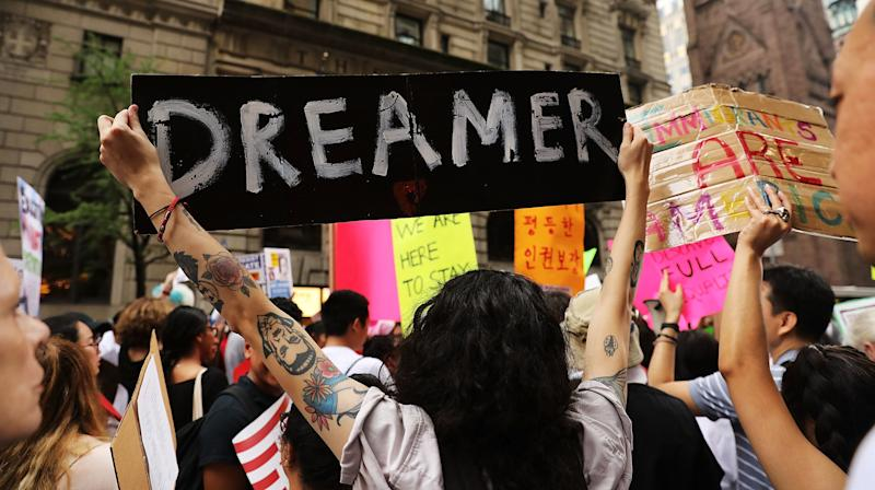 Trump's Plan To Undo DACA Is Unveiled