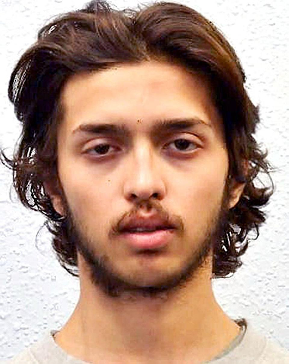 Sudesh Amman was killed in Streatham on February 2 2020 after stabbing members of the public (Metropolitan Police/PA) (PA Wire)