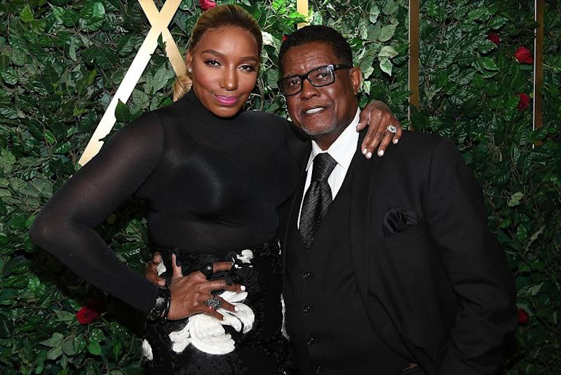 NeNe and Gregg Leakes | Paras Griffin/Getty