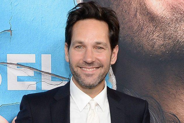 Paul Rudd, 'certified young person,' urges millennials to wear masks class=