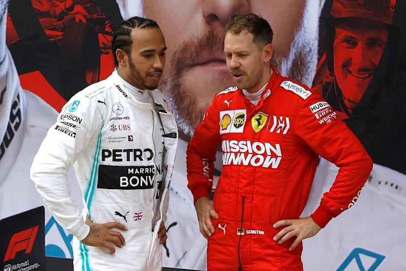 Under-fire Sebastian Vettel Gets Support From Rival Lewis Hamilton After British GP