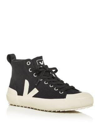 <p>We love how simple these <span>Veja Women's Nova Mid Top Sneakers Shoes</span> ($110) are.</p>