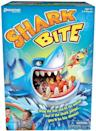 <p>Your twins can go head-to-head while playing this <span>Shark Bite Game</span> ($16).</p>