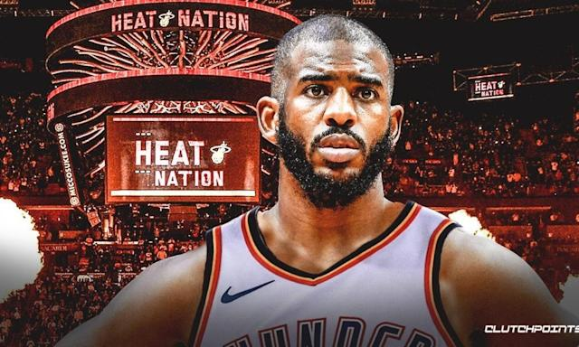 REPORT: The $44,211,146 Way Chris Paul Could Facilitate His Own Trade To Miami Heat