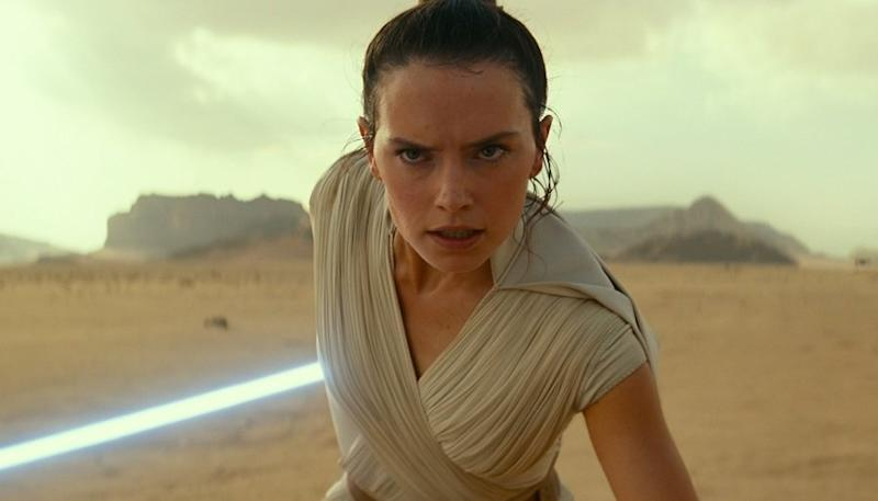 Fans think Rey from Star Wars is headed to the dark side for this reason