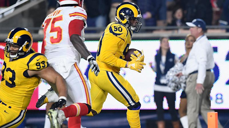 Rams Defeat Chiefs In One Of The Highest Scoring Games In Nfl History