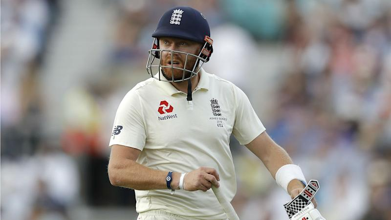 Cook backs 'world-class' Bairstow to step up for England