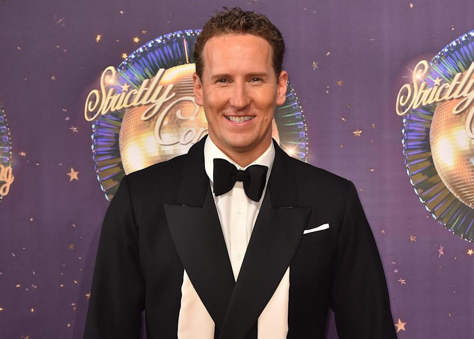 Strictly's Brendan Cole denies being sacked for breaking Royal engagement protocol. (PA)