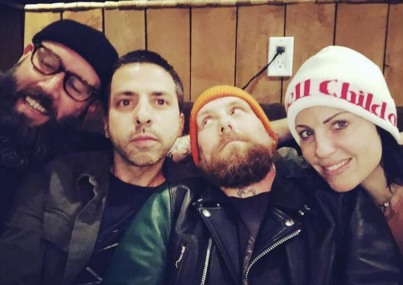 The Distillers extend 2019 North American tour