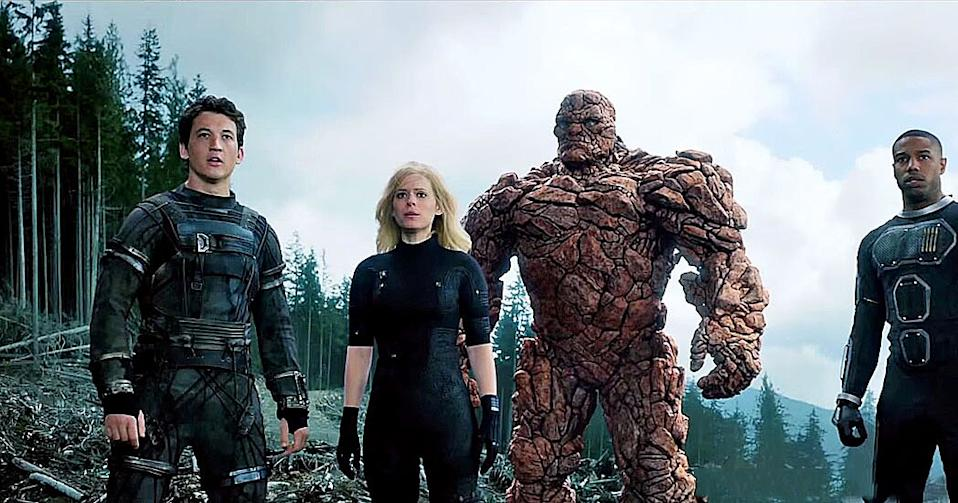 Josh Trank's Fantastic Four (Credit: 20th Century Fox)