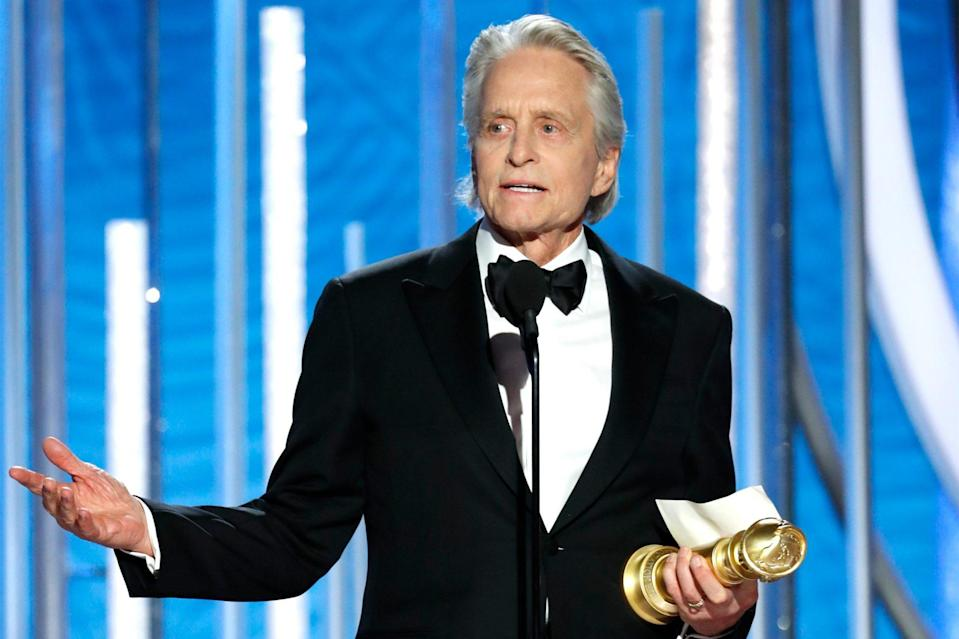 <p>Since Michael Douglas won the Cecil B. DeMille Award in 2004, he's won two more Golden Globe Awards, in 2014 and 2019.</p>