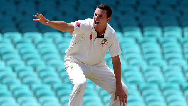 Rested ahead of the first Ashes Test, Australia paceman Josh Hazlewood said he was ready to go.