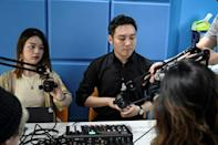 Over 7,000 podcasts were broadcast last year in China to an audience of over 10 million people