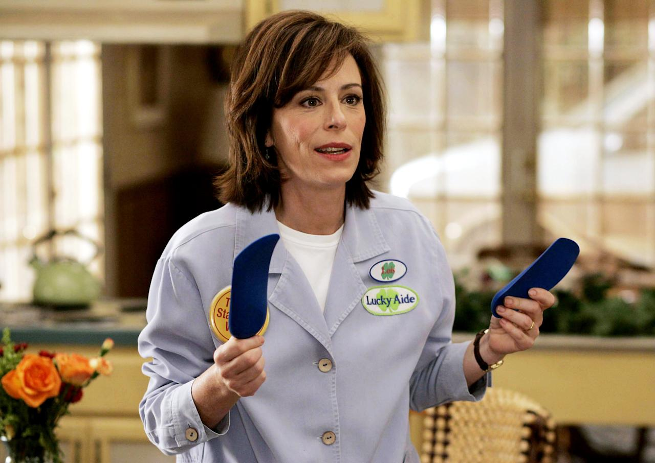 "<b>Jane Kaczmarek</b> as Lois, ""Malcolm in the Middle"" (2000-2006)<br><br>Outstanding Lead Actress in a Comedy Series<br><br>0 wins, 7 consecutive nominations (2000-2006)"