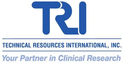 Technical Resources International Company Logo. (PRNewsFoto/Technical Resources International, Inc.)