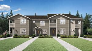 LGI Homes introduces upgraded townhomes in Vancouver at 5th Plain Creek Station.