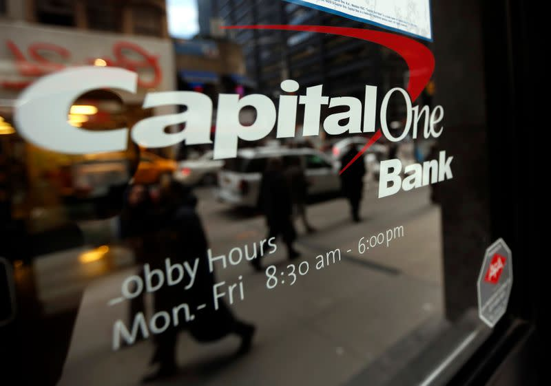 Capital One is a banking-peer bargain, even with recent gains: Barron's
