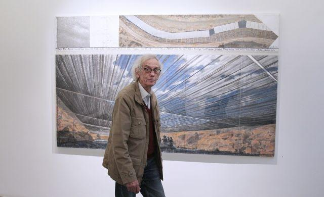 Artist Christo, known for wrapping exteriors of landmarks, dies at 84