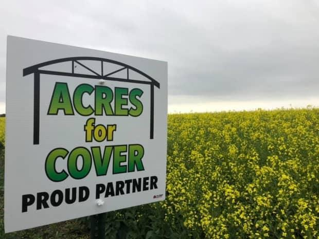 In the summer of 2020, farmers in the MacNutt area, 260 kilometres northeast of Regina, pledged to donate the profits from a certain number of crop acres to help put a new roof on the village's community centre.