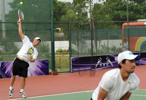 Cambodia has finally made it to a top world tennis event as they are to debut at Davis Cup in Qatar coming week