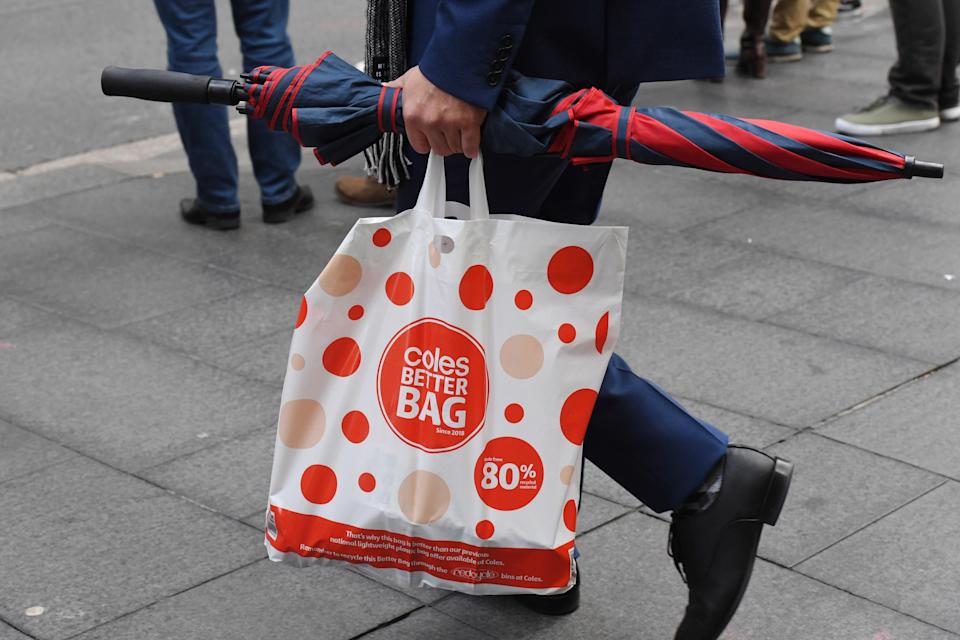 Coles slammed for use of plastic in new promotion