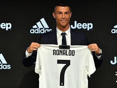 Cristiano Ronaldo says decision to join Juventus was easy due to his desire to win Champions League