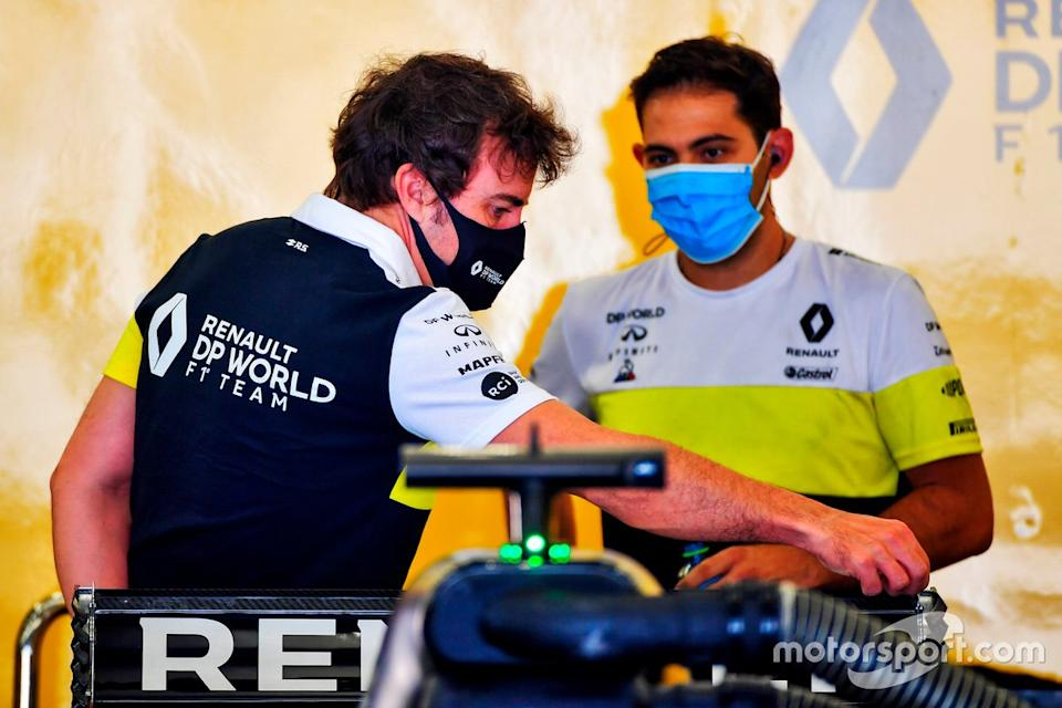 "Fernando Alonso, Renault F1 Team R.S.18<span class=""copyright"">Renault F1</span>"