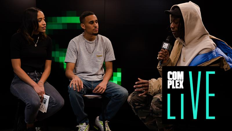 "T.I. Talks Trump and Joey Bada$$ Breaks Down His Album on ""Complex Live"""
