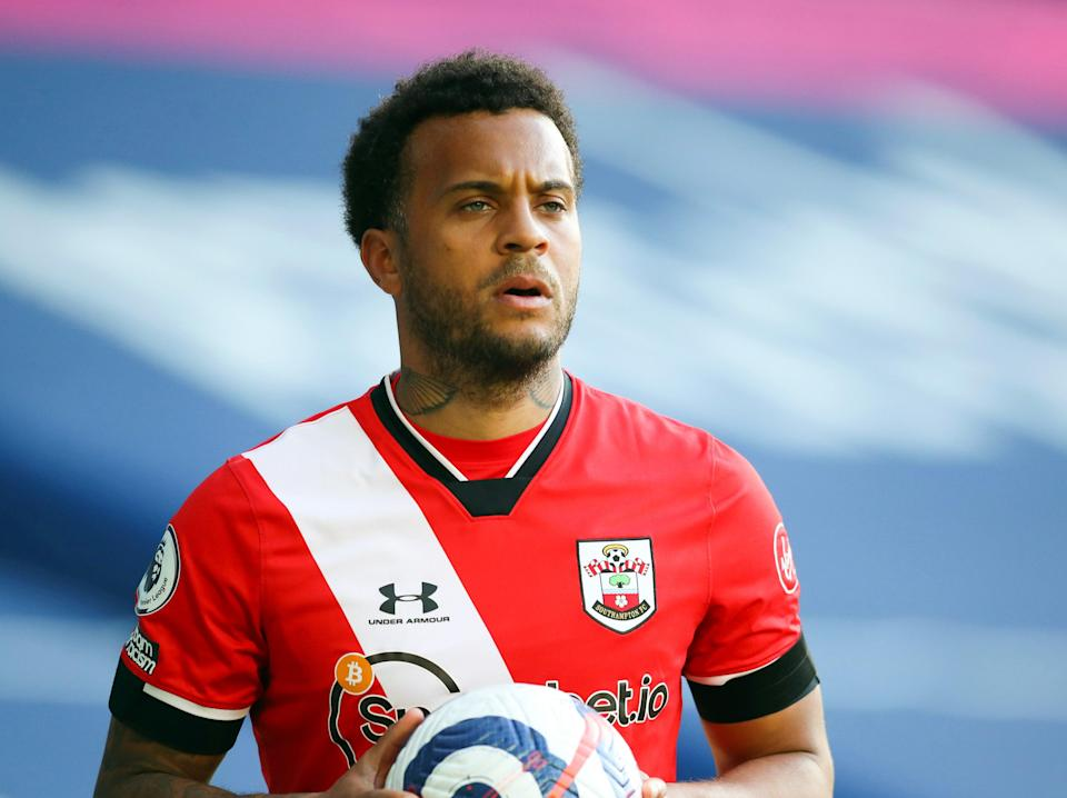Southampton defender Ryan Bertrand (Getty Images)